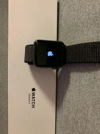 Apple Watch serie 3(GPS) 42 mm