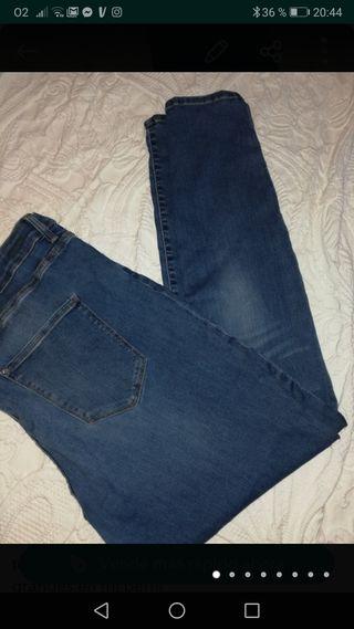 Pantalón skinny 54