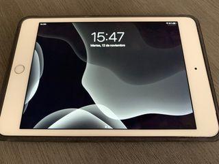 iPad mini 4 4g 128gb plata