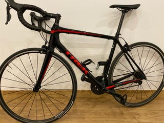 Trek Emonda s5 black and red talla 56