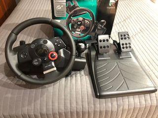 volante pc y ps3