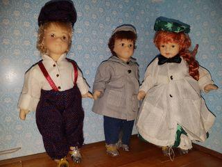 muñecos miniatura niños niño niña casa de muñecas