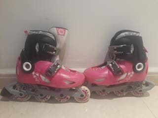 patines en línea niña