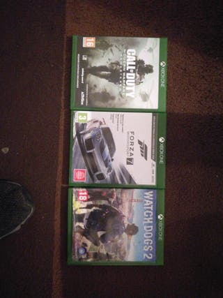 juegos xbox one muy baratos