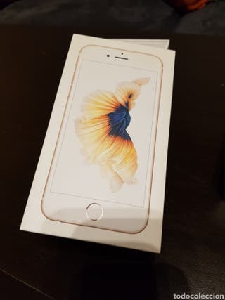 caja iphone 6s 16gb