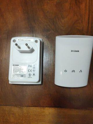 Repetidor Wifi inalámbrico D-LINK