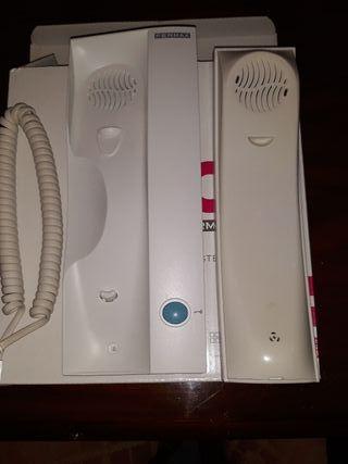 telefonillo portero electrónico Fermax