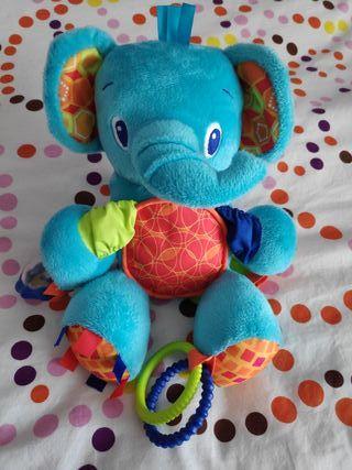 elefante sonajero peluche bright starts