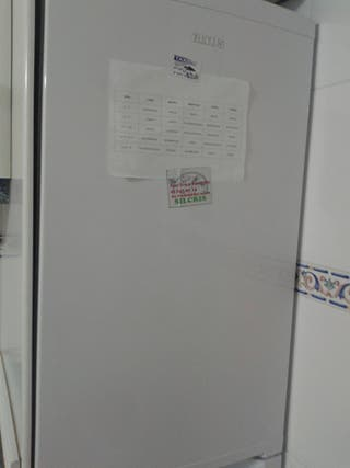 frigorífico blanco se vende por mudanza