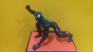 Spiderman negro PVC
