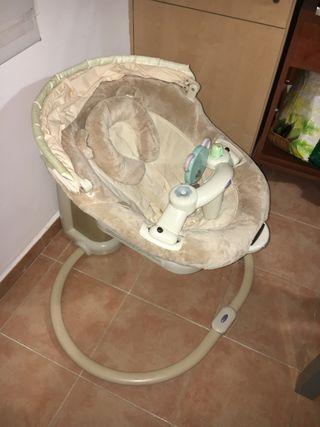Hamaca mecedora para bebe