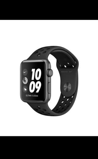 Apple Watch series 3. 42mm. Nuevo, poco uso