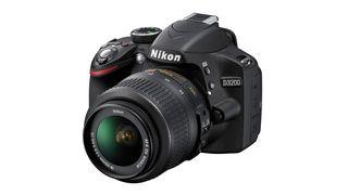 Camara Reflex Nikon Digital