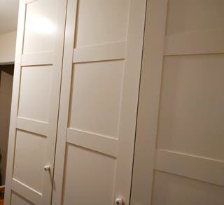 armario Ikea de 3 cuerpos 2'36 x 1'50