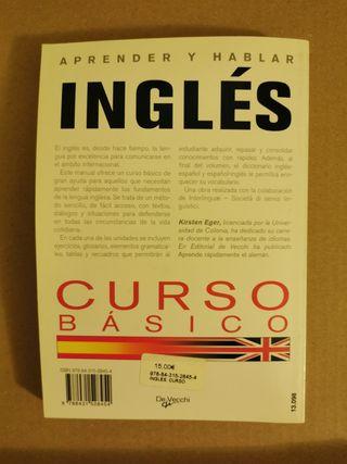 Libro curso de inglés