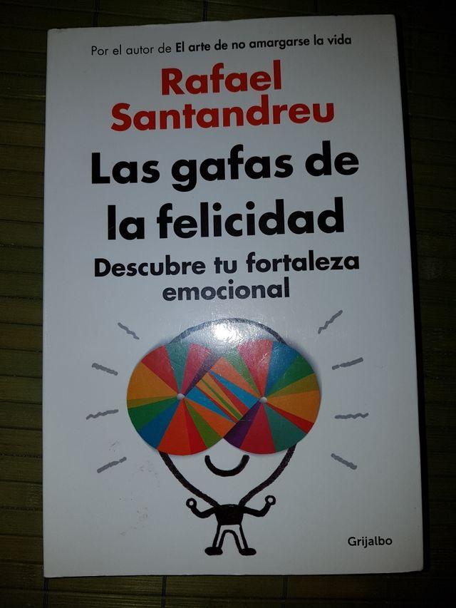 libro autoayuda las gafas de la felicidad