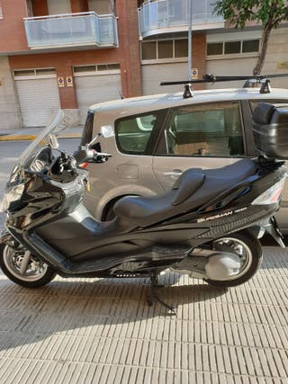 suzuki burmang 400cc