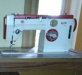 Máquina de coser Alfa1140