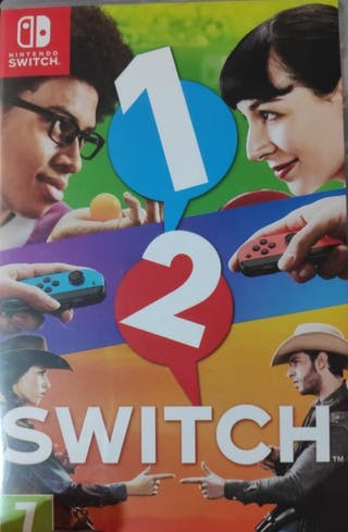 Juego 1 -2 switch