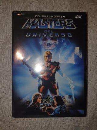 DVD - Masters del Universo - Nueva