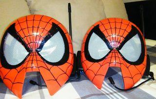 Para manitas y/o coleccionistas Spiderman