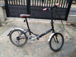 bici plegable megamo zambra
