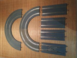 Pistas scalextric sistema original