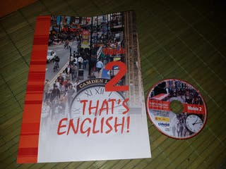 libro inglés basico thats english