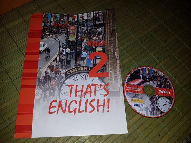 libro inglés basico thats english