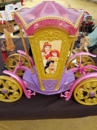 Carruaje de Princesas