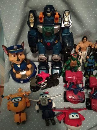 PAC de juguetes