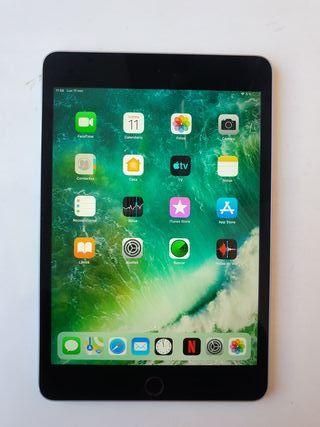iPad mini 4 con huella
