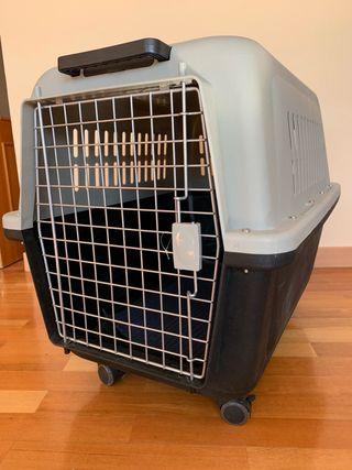Transportin Kennel Para Perro Talla XL 81x57x60 cm