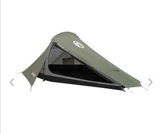 Tienda campaña Coleman camping montaña