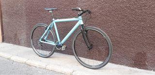Bicicleta Aluminio Híbrida 700c