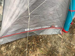Tienda de campaña air second family 4.1 XL
