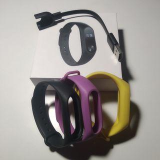 cargador xiaomi mi band 2 y 3 pulseras