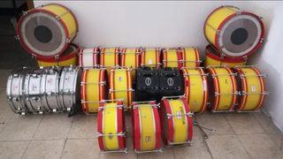 Lote de tambores
