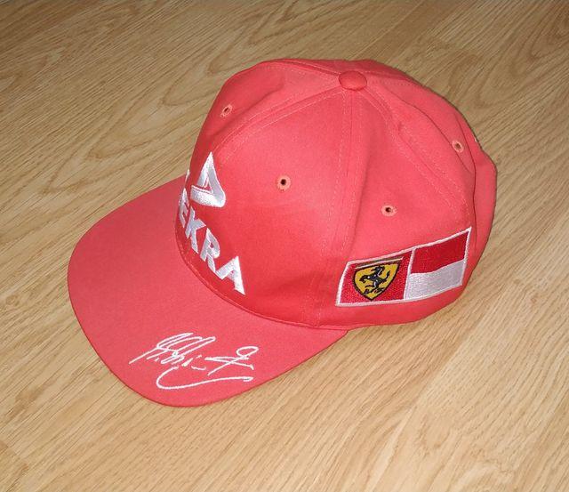 Gorra Ferrari - DEKRA - Michael Schumacher