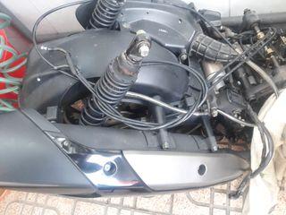 motor kymco k-xct 300