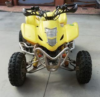 quad Suzuki ltz 400
