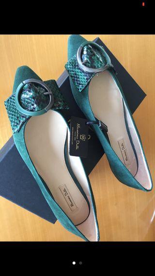 Zapatos nuevos por estrenar