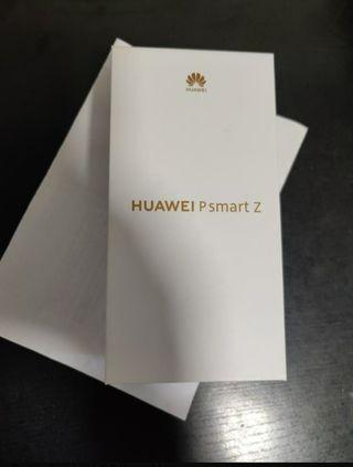 Huawei P Smart Z. (SIN ABRIR)