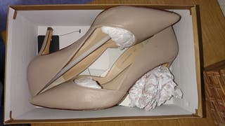zapatos tacon Gloria Ortiz