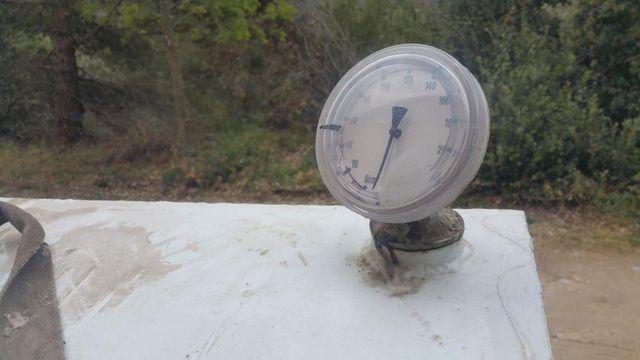 Depósito de gasoil de 2.000 litros