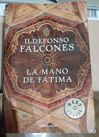 Libro.La mano de Fátima