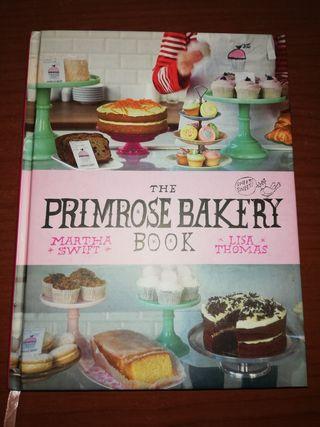 libro pastelería Primrose Bakery