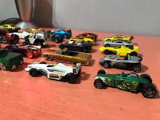 Hotwheels antiguos