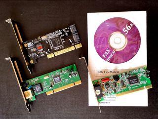 Tarjetas PCI, Sata, Red, Modem, SCSI, PC Windows