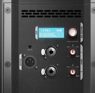 Electro Voice ZLX12p AUTOAMPLIFICADA